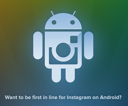 Android App for Instagram