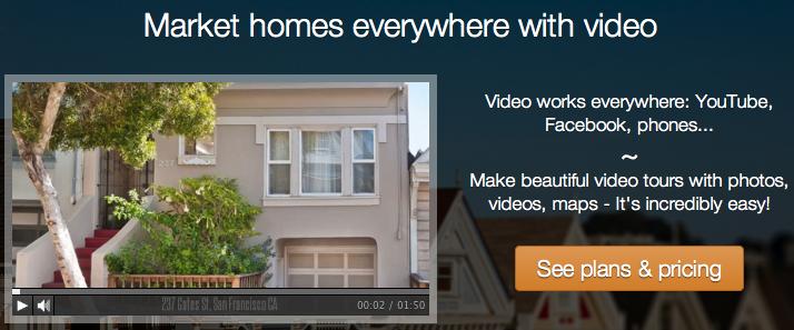 Stupeflix for real estate