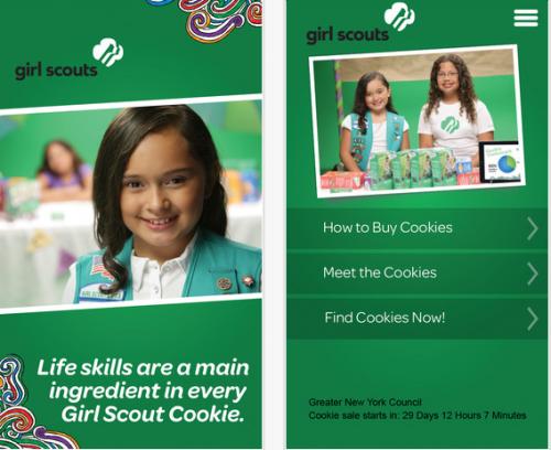 Girl Scouts App