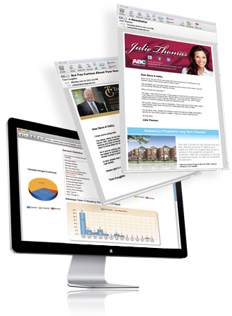 e-newsletter and campaign reporting