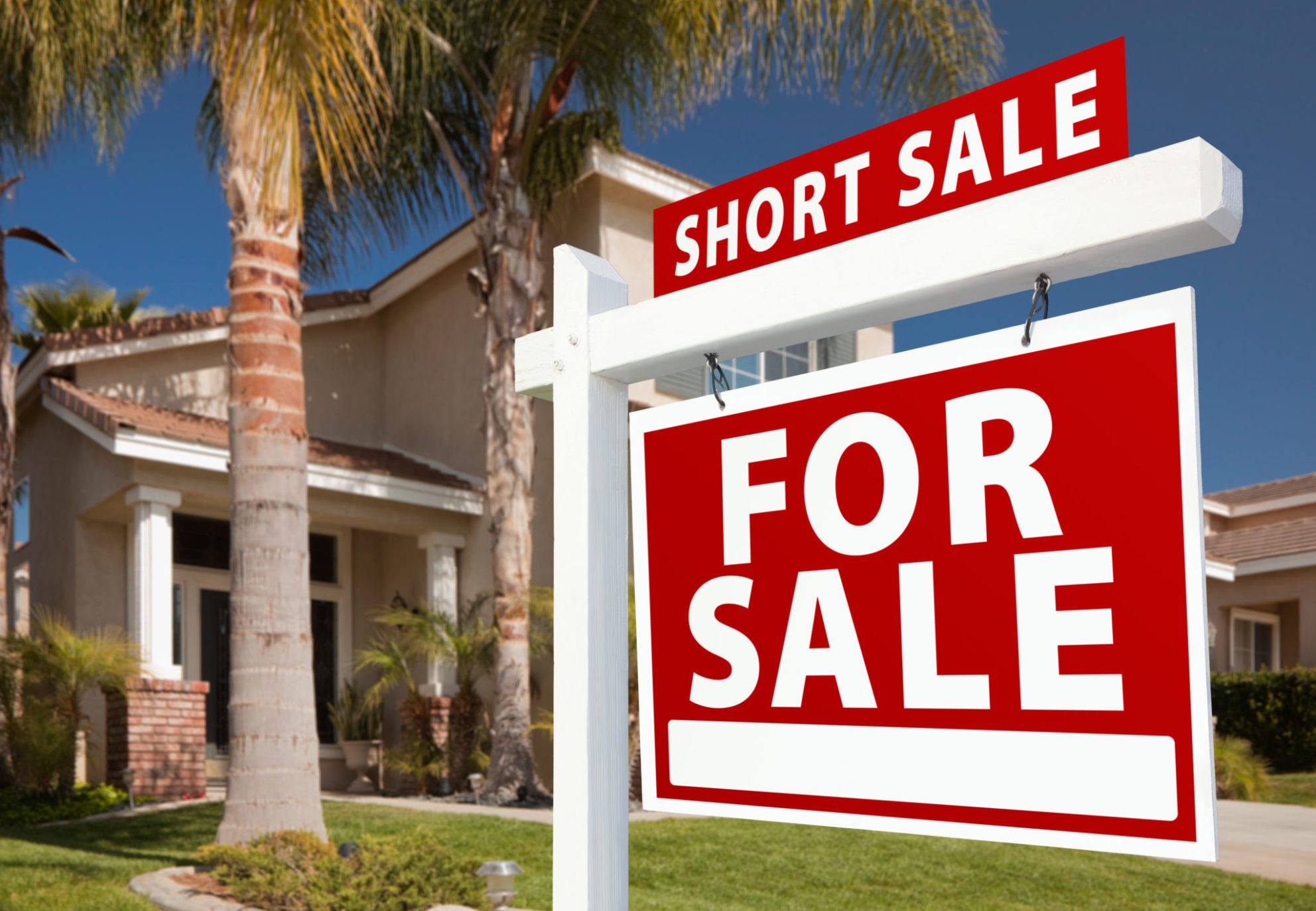 Short-sale risk: 'property flopping'