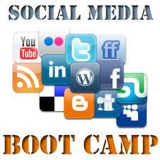 Social Media Bootcamp – Facebook, Twitter & LinkedIn