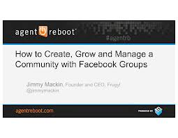How to Create, Grow and Manage a Community