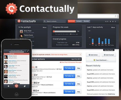 Contactually updates lead management platform