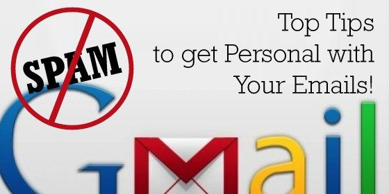Gmail's spam filter is killing your drip campaign: Top tips to get personal