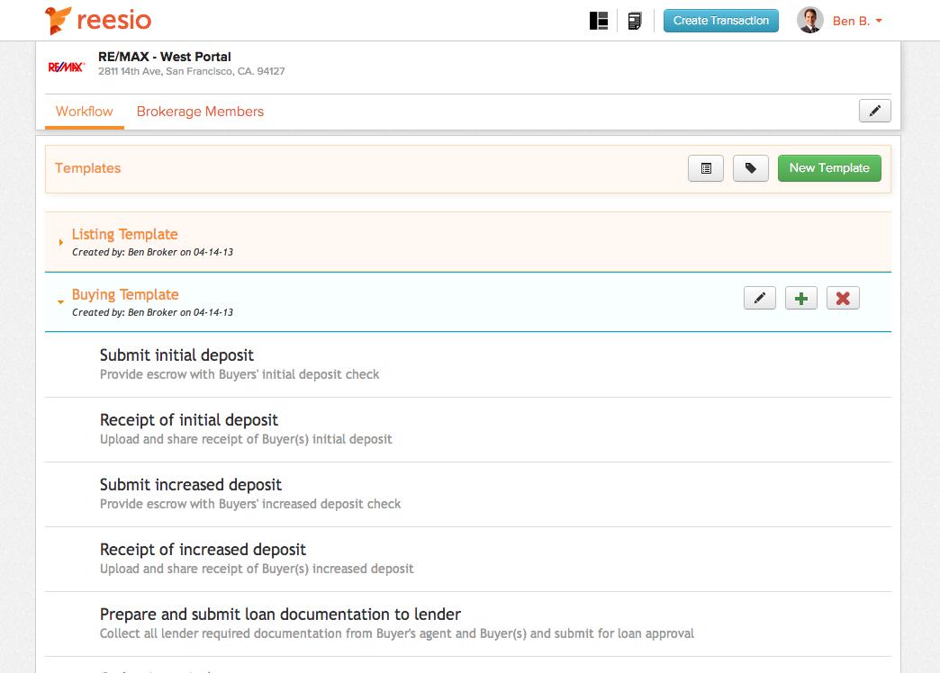 New Workflow Templates