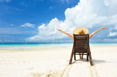 How to pull off a real vacation from real estate