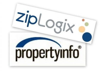 PropertyInfo and zipLogix join forces