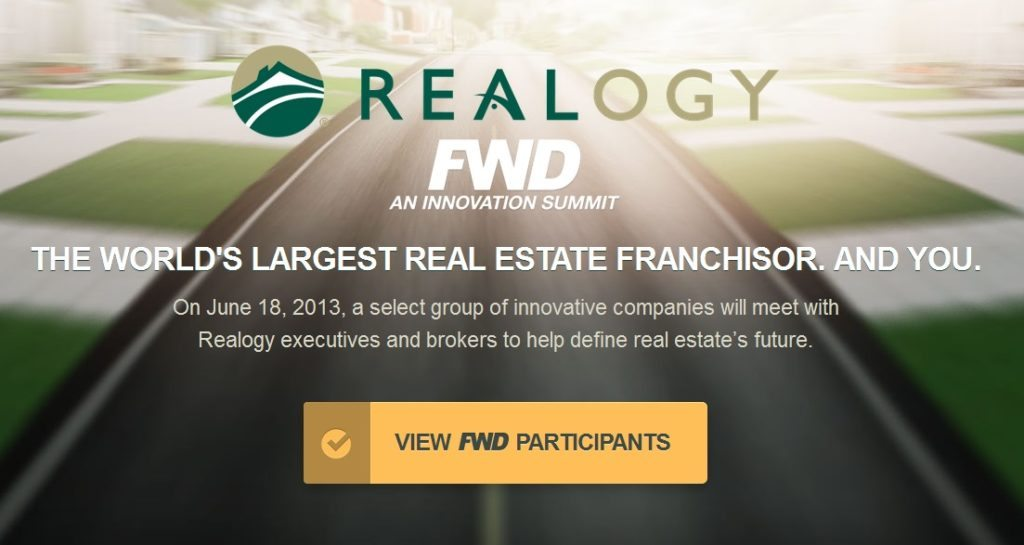 Realogy picks 15 companies as finalists for innovation summit