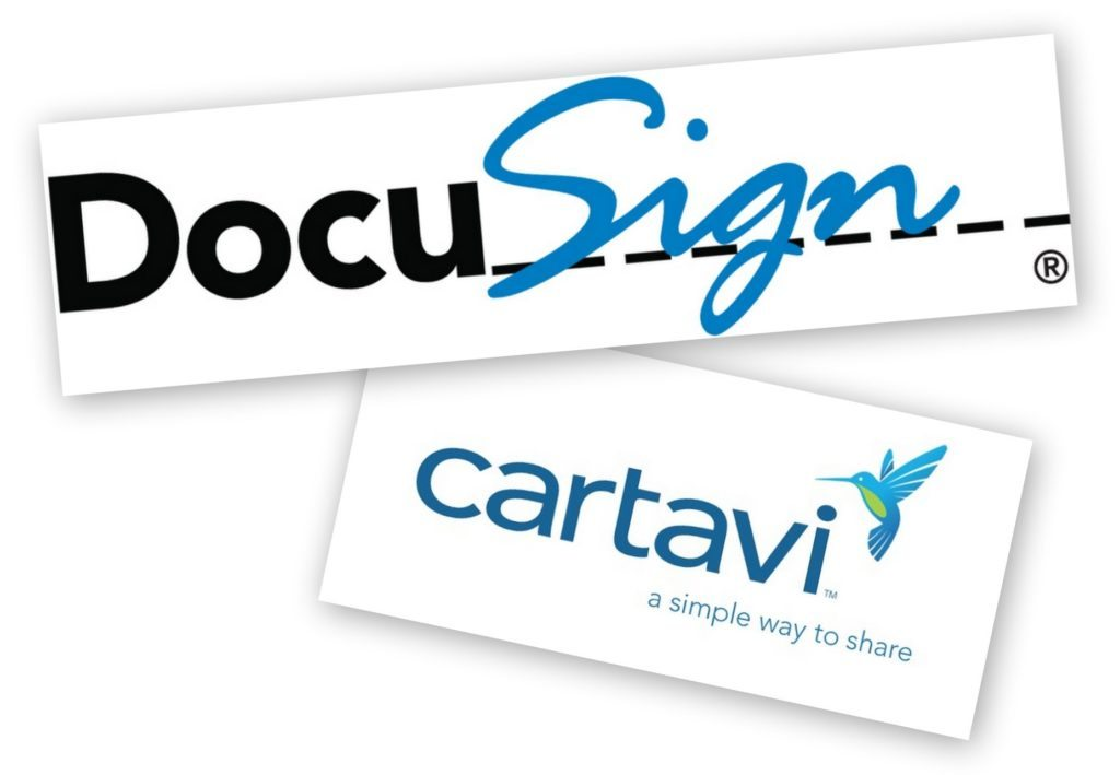 DocuSign acquires transaction management platform Cartavi
