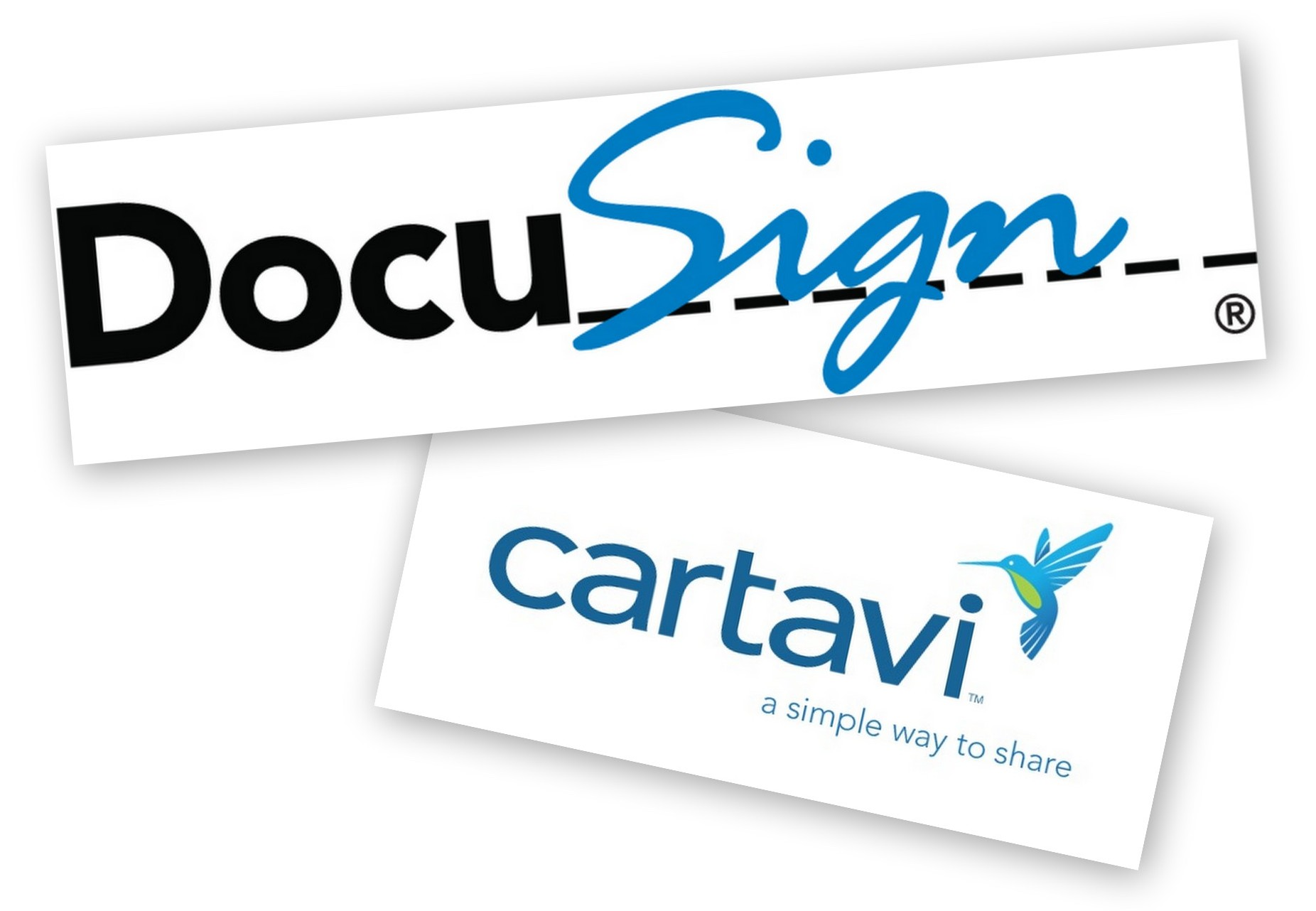 DocuSign's e-signatures, Cartavi transaction management platform now available as a bundle