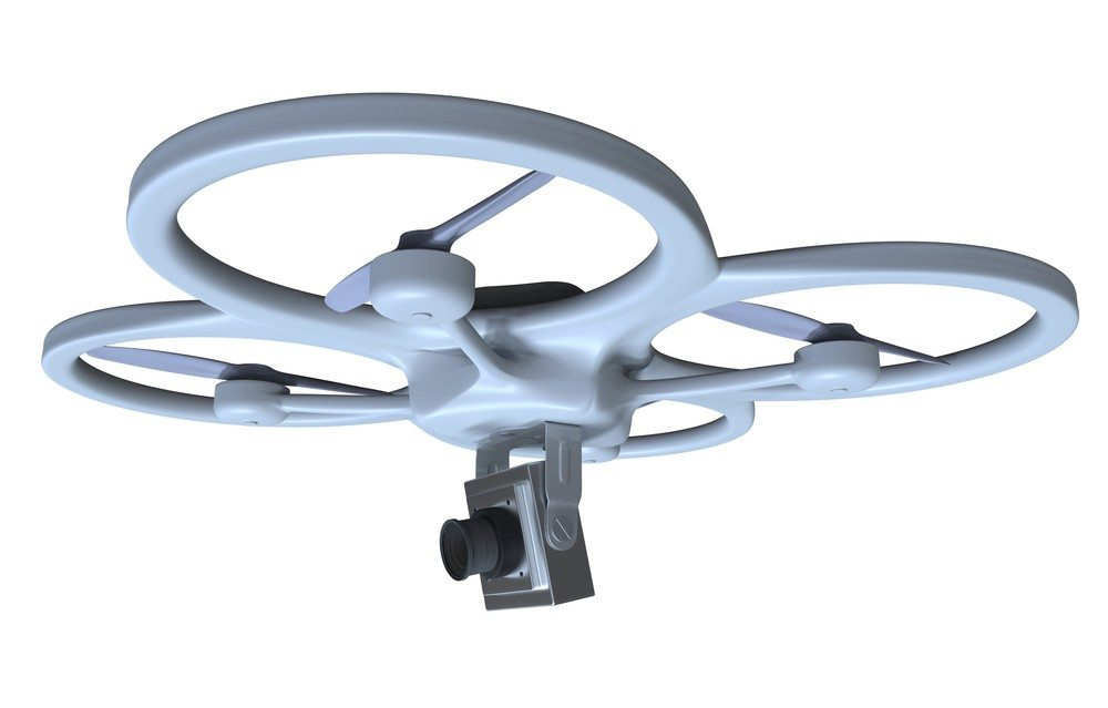 Drones are ready for real estate
