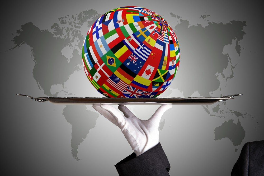 If you pursue international clients, be prepared to serve them