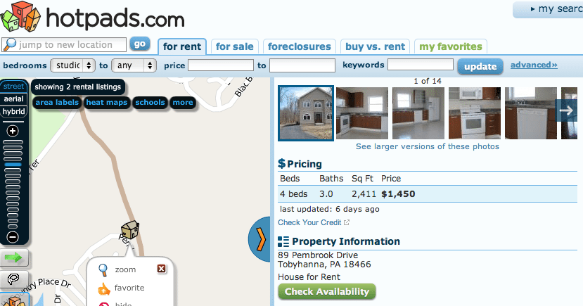 zillow scam photo 1