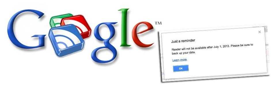 Goodbye, Google Reader -- now what?