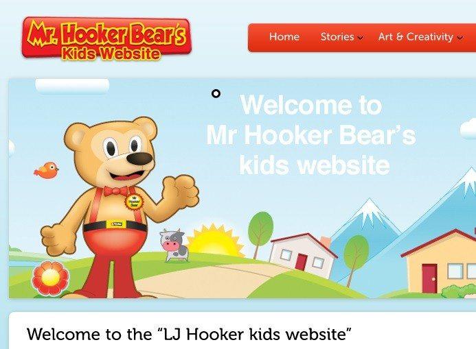 Real estate franchisor builds website, app for children