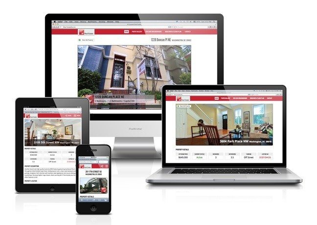 M Squared develops its own single-property website platform