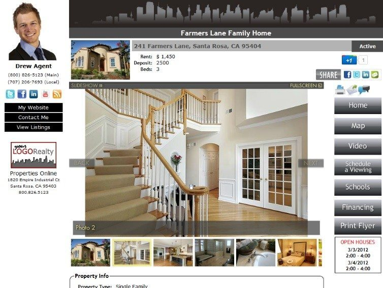 Properties Online will build websites for all Century 21 listings