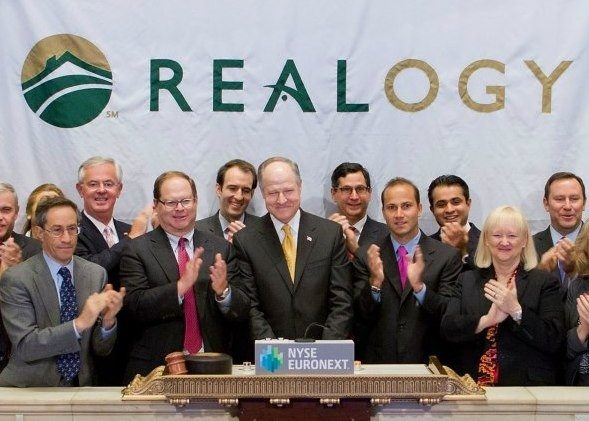 Majority of Realogy's board now independent