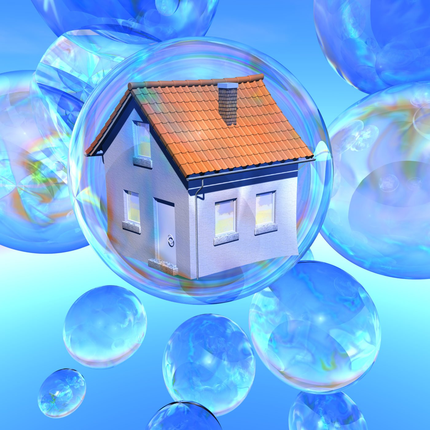 More than half of North American mortgage bankers worry housing bubble is forming