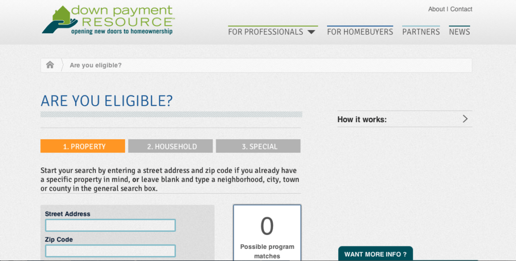Down Payment Resource launches public-facing website