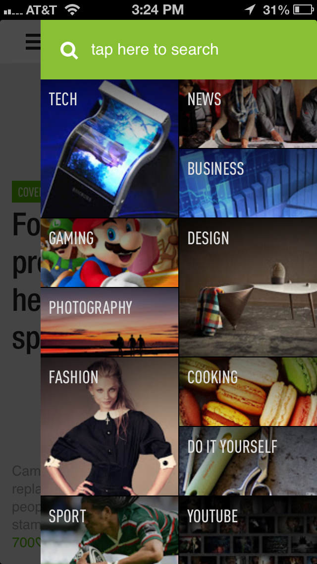 Feedly Mobile