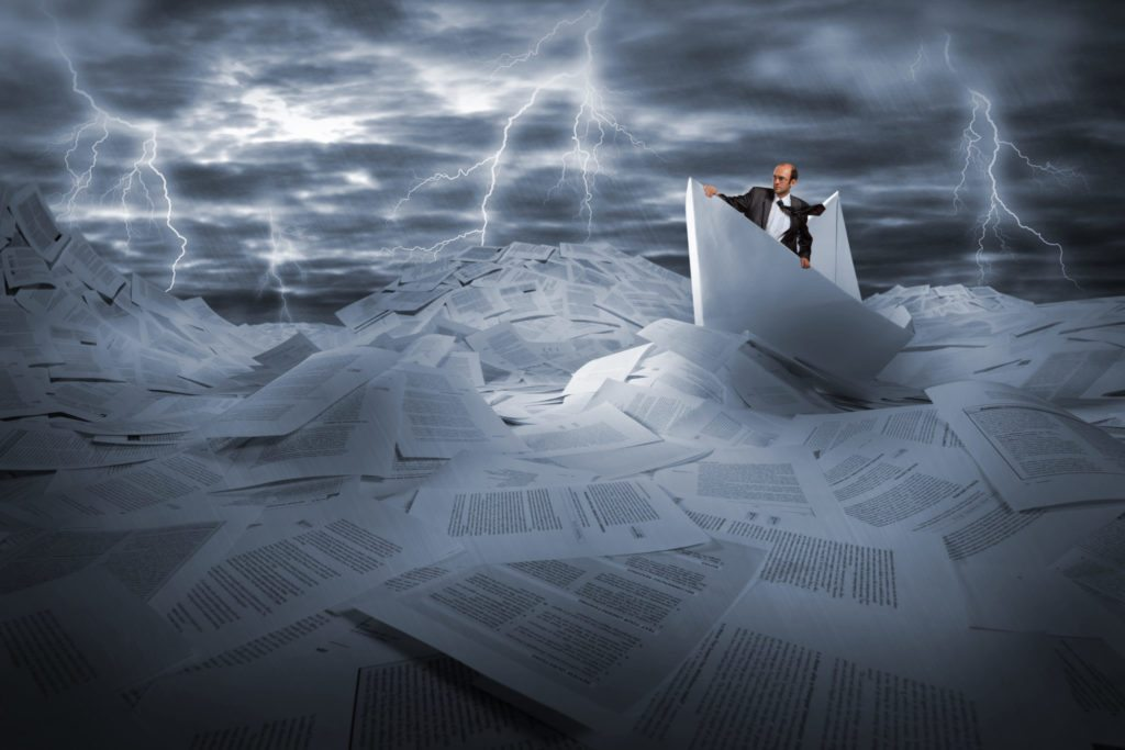 How brokers are charting a course to the paperless future