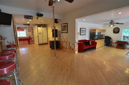 'How does an agent market a home that has a stripper pole?'