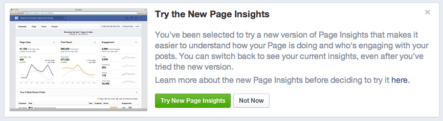 Improve your real estate content strategy with new Facebook Insights