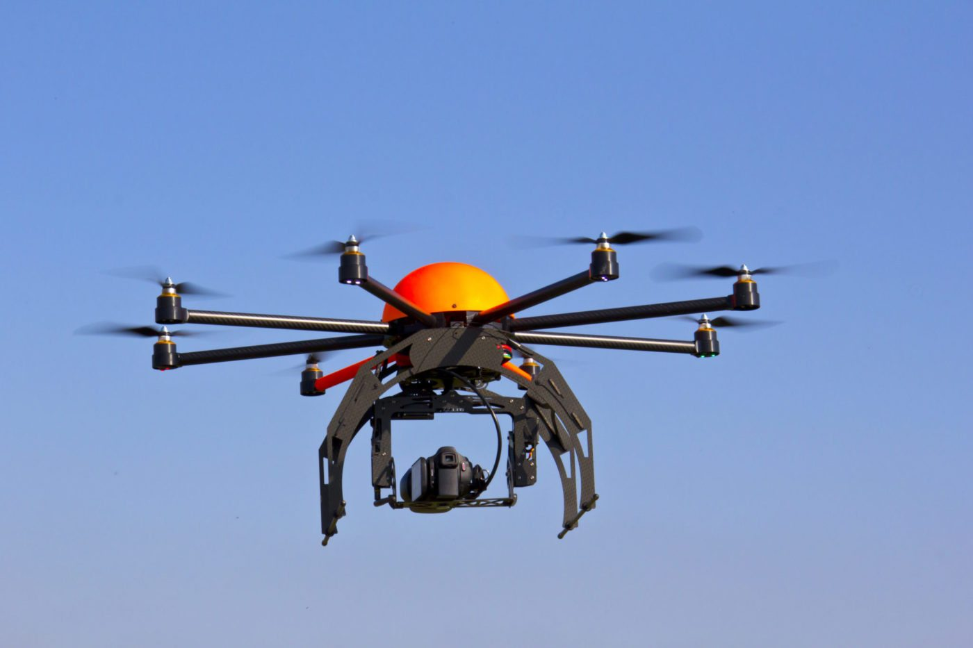 The drones are coming to Real Estate Connect New York City