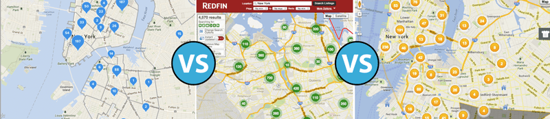 redfin suitey urban compass slipt screen