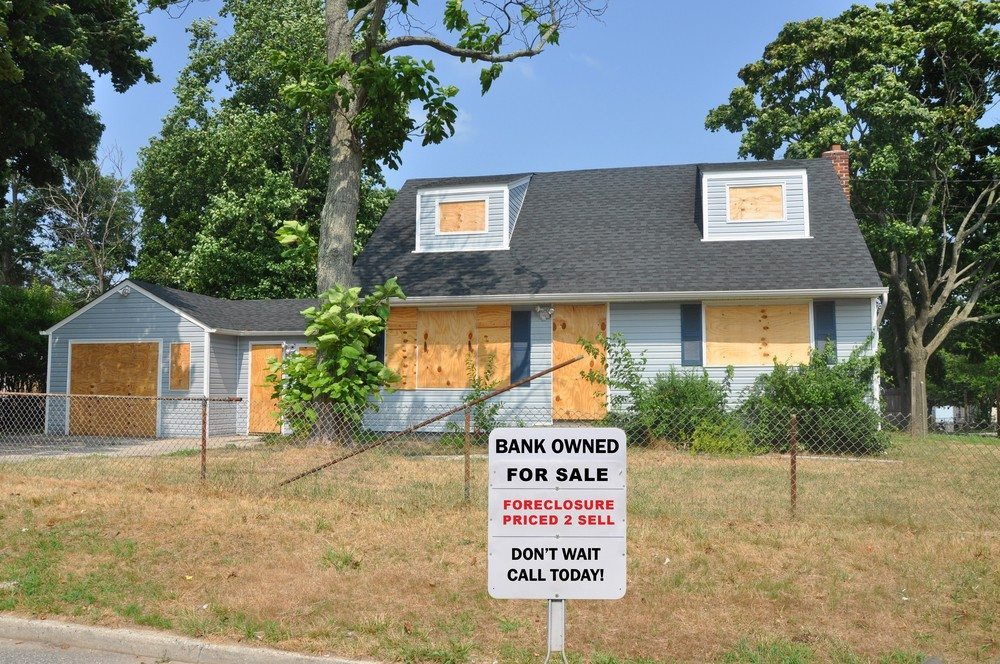 The foreclosure crisis is over