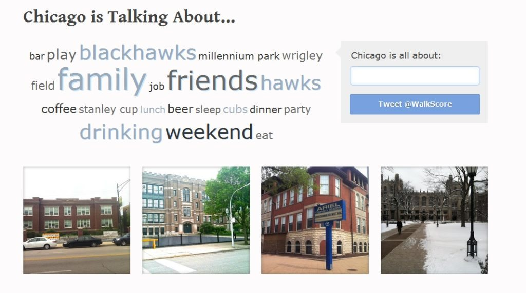 New Walk Score tools provide more neighborhood insights