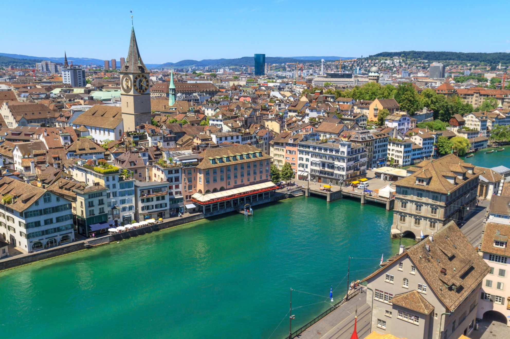 Coldwell Banker moves into Switzerland