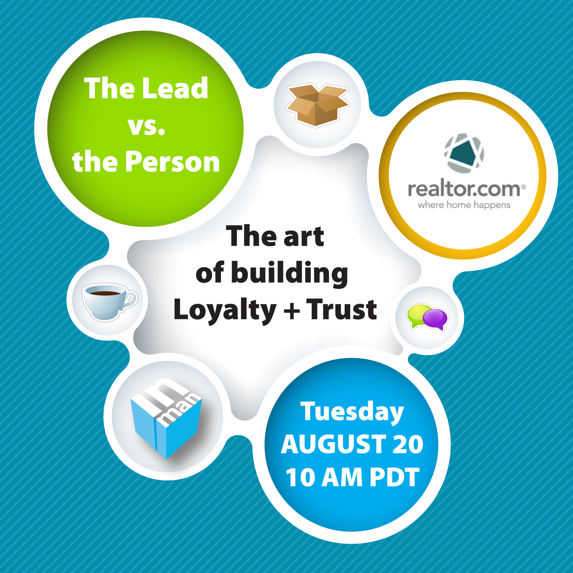 The lead vs. the person: the art of building trust and loyalty [webinar recording]