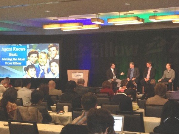 Zillow SF Summit panel
