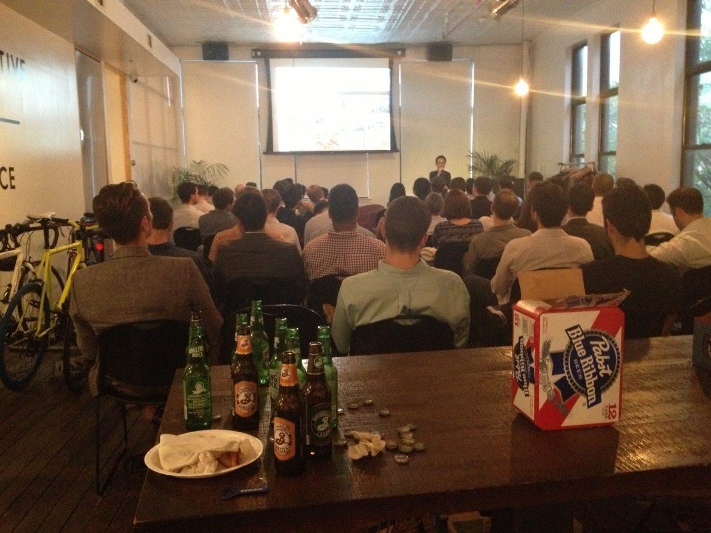 Popular NYC startup event reveals burgeoning RE tech scene