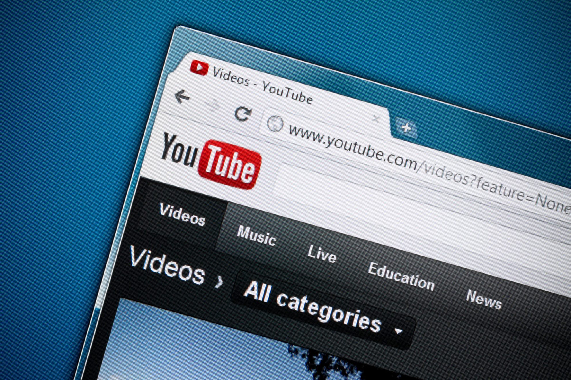 YouTube playlists: a cool way to expose listings
