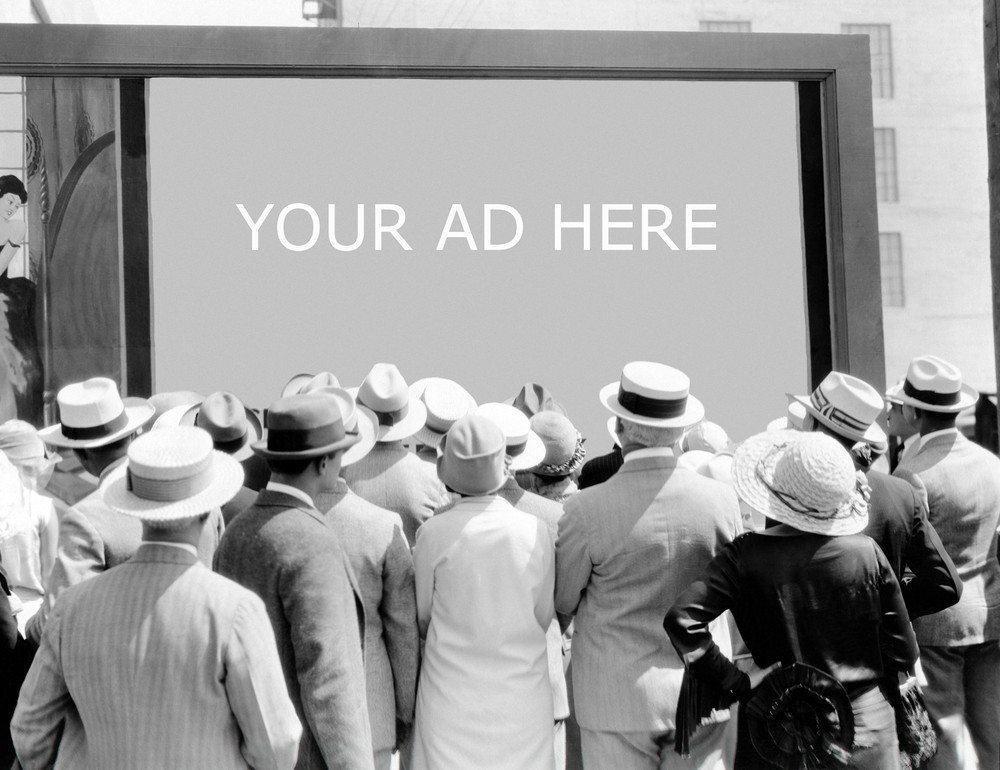 Brokers, agents back in the advertising game