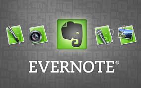Evernote as a distribution solution