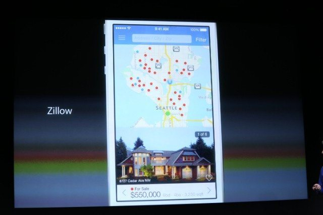 Zillow launches iOS 7 apps