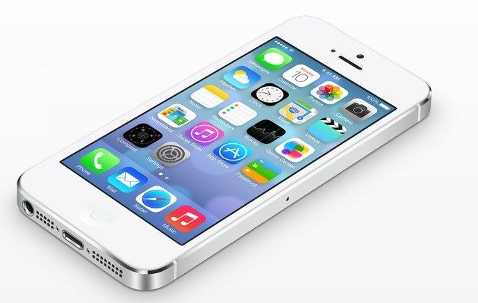 New iPhone also means new operating system