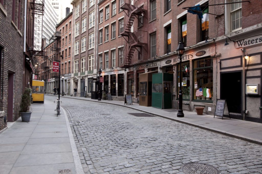 NYC luxury broker partners with site devoted to Manhattan's side streets