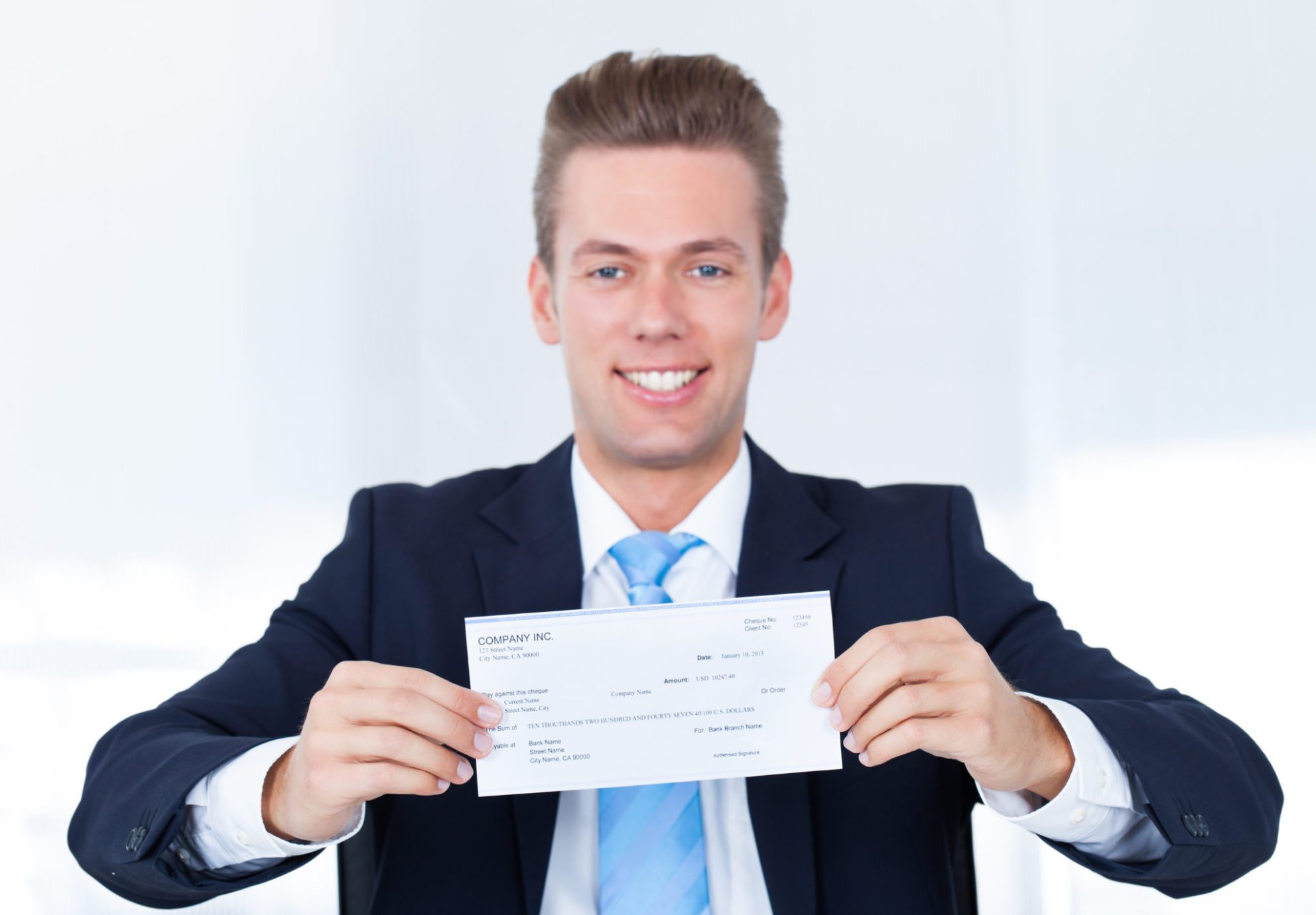 Recruit and retain agents by paying them promptly