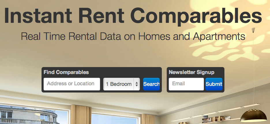 RentMetrics helps landlords suss out rental rates