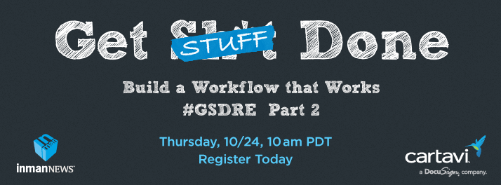 Get (Stuff) Done Part 2: Build a workflow that works [webinar recording]