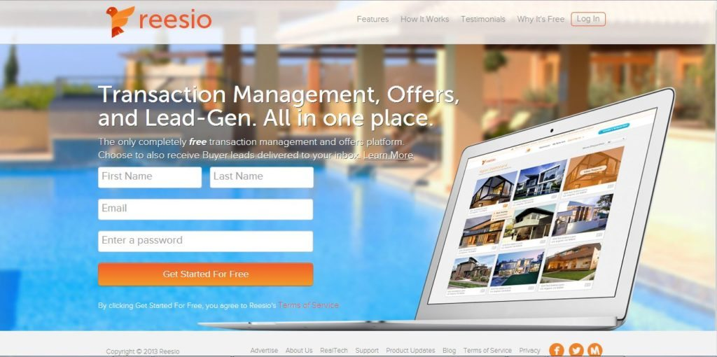Reesio makes its 'one-stop shop' transaction management platform available for free