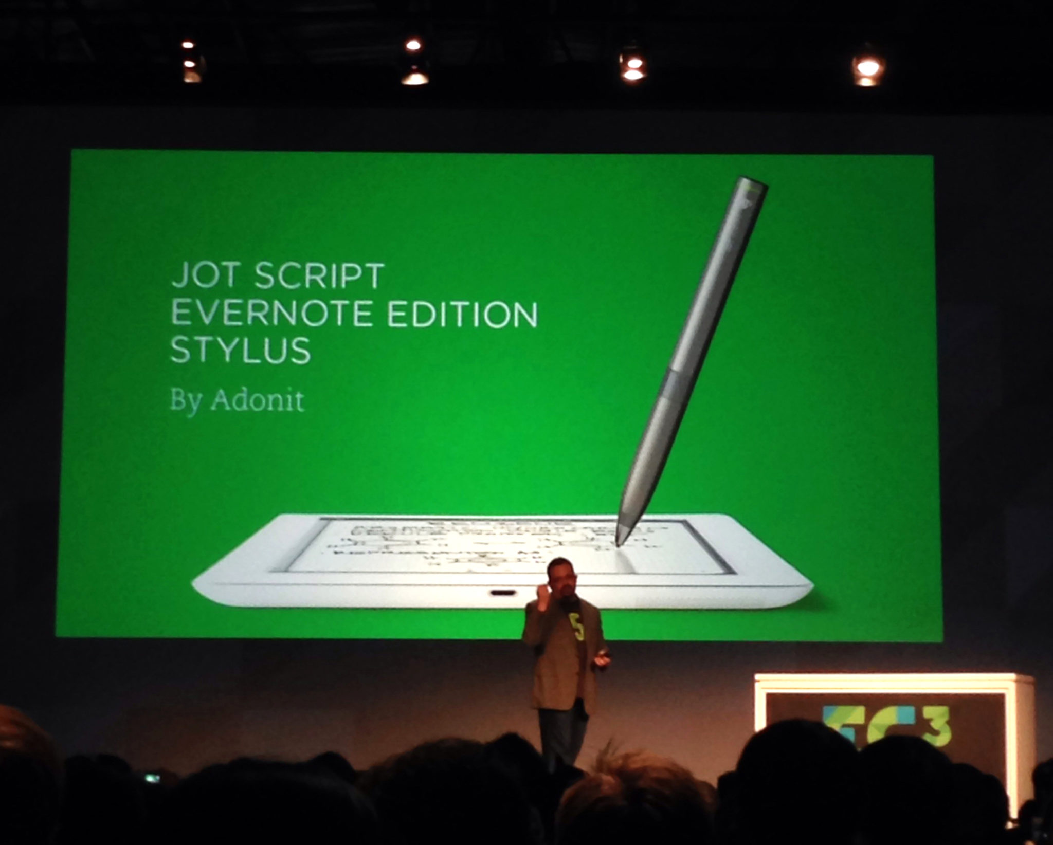 Evernote Edition of the Adonit Stylus