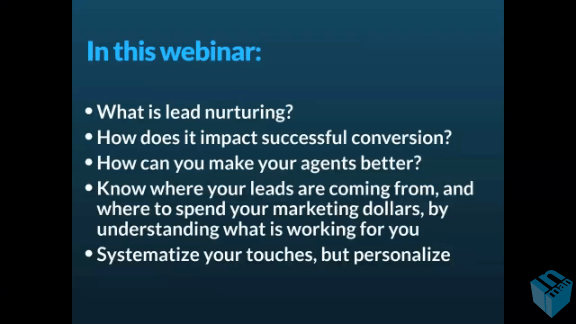 Broker lead management in real estate: Power up your agents [webinar]