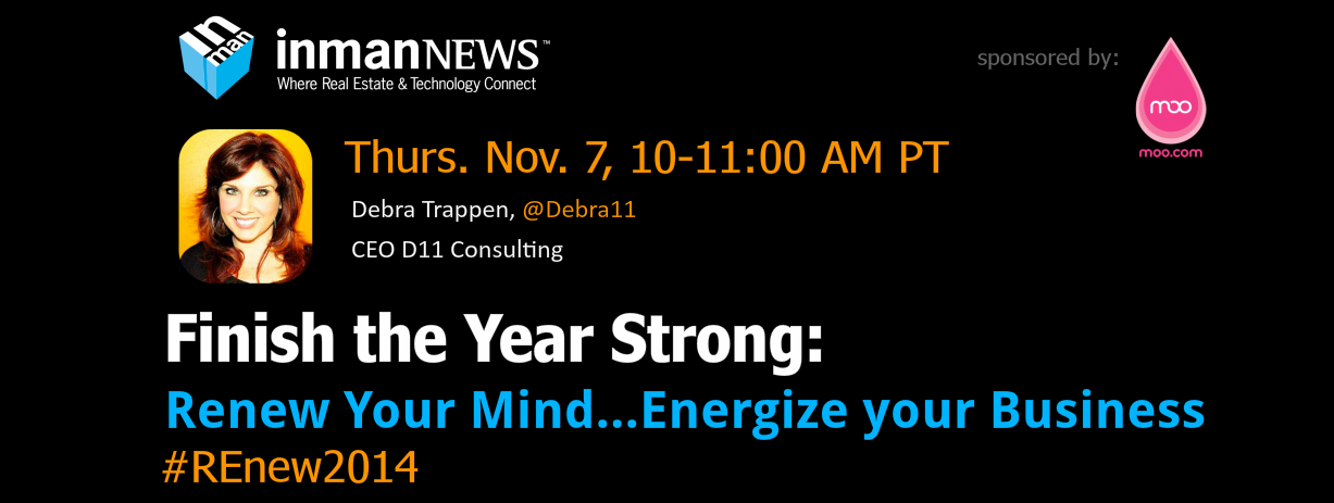Finish the year strong: Renew your mind, energize your business [webinar recording]